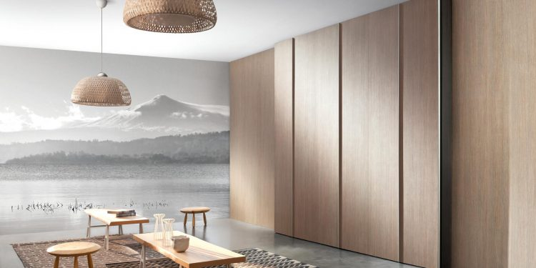 Skandynawski styl szafy