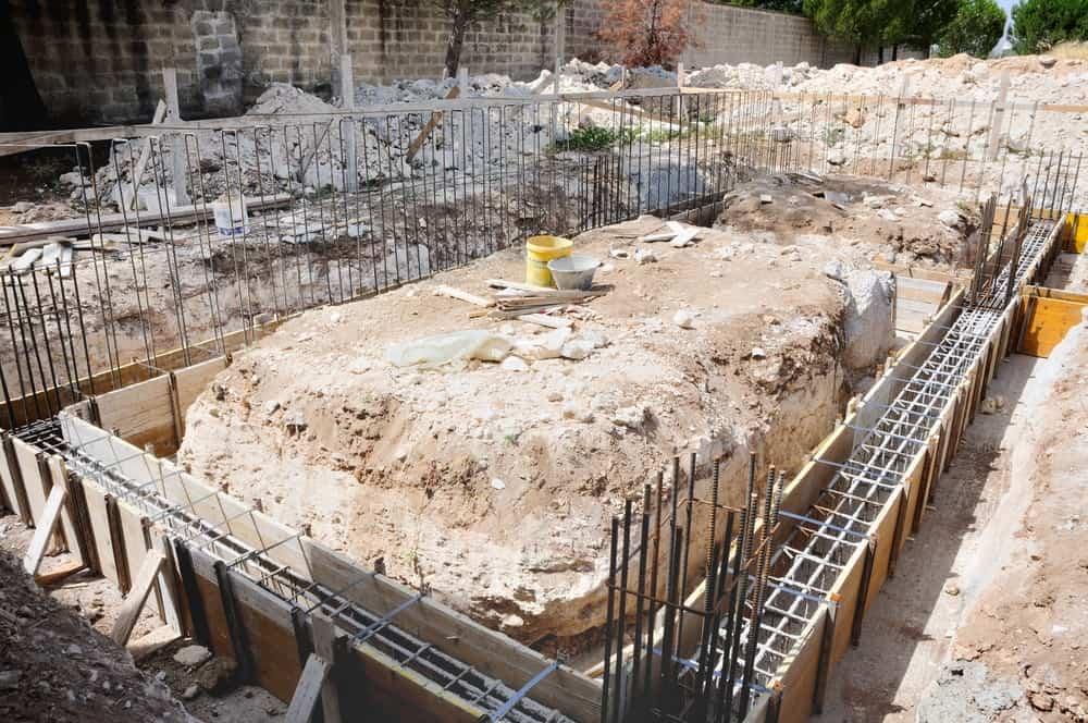 fundamenty domu